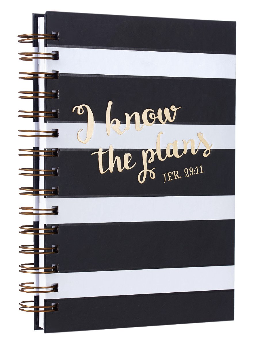 Jeremiah 29 Hardcover Wirebound Journal product image