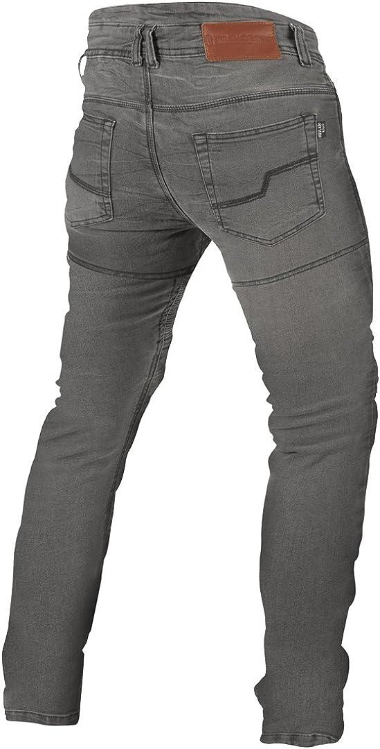 Bikerjeans Motorradjeans Denim Motorradjeans Motorradjeans Schutzware Kevlarjeans Trilobite Herren 1665 Micas Urban Jeans