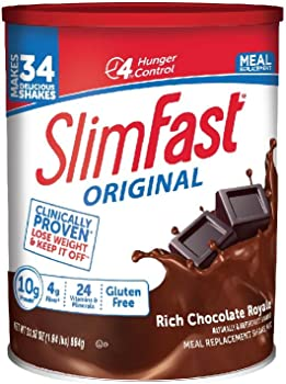 SlimFast Original Rich Chocolate Royale Meal Replacement Shake Mix 31.18oz