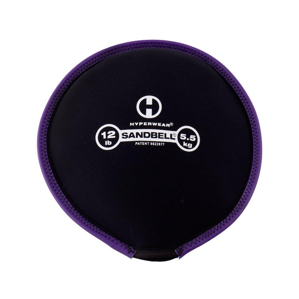 Hyperwear SandBell Sandbag Training Free Weight (Pre-Filled) (12)