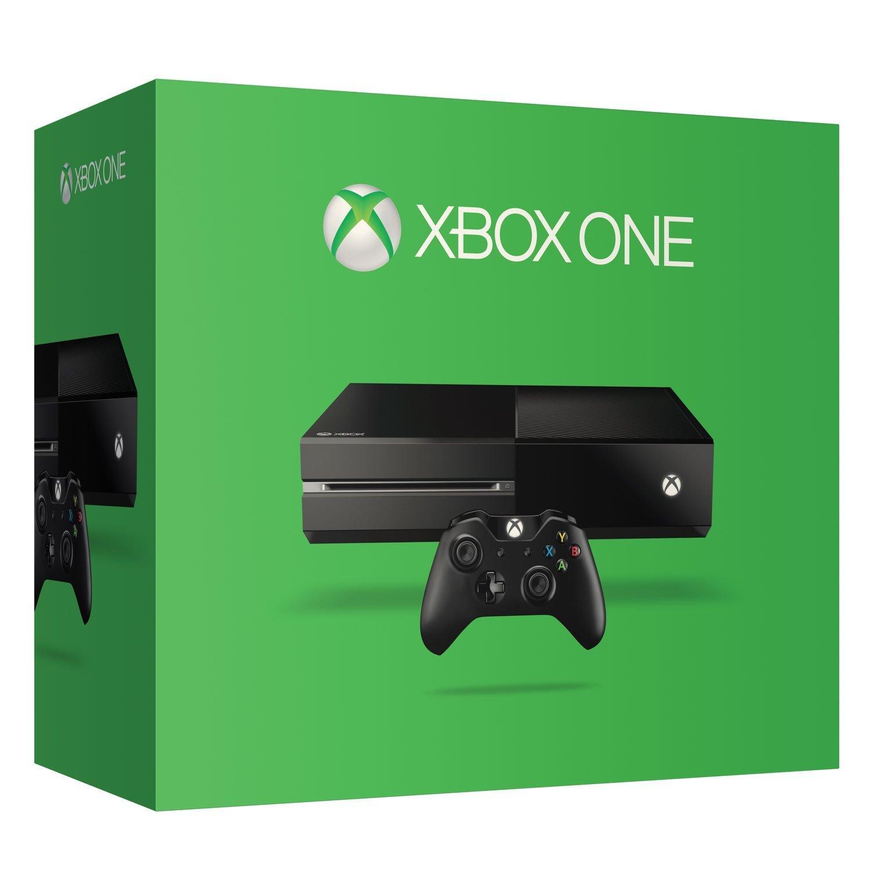 Amazon Com Xbox One 500 Gb Console Black Discontinued Video Games