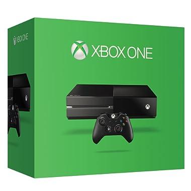 Xbox One 500 GB Console - Black [Discontinued]