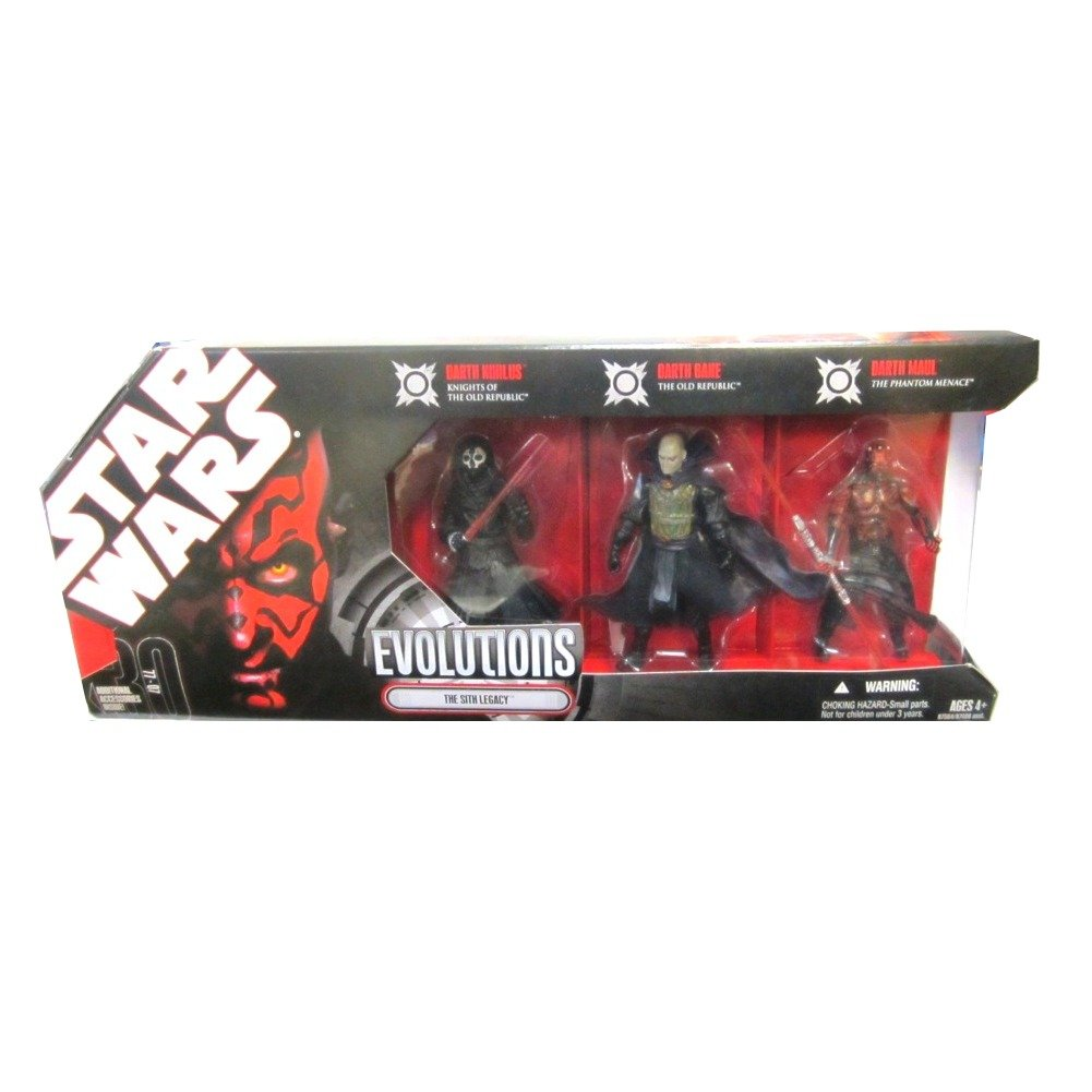 Star Wars Wars Wars Evolutions The Sith Legacy 4951a5