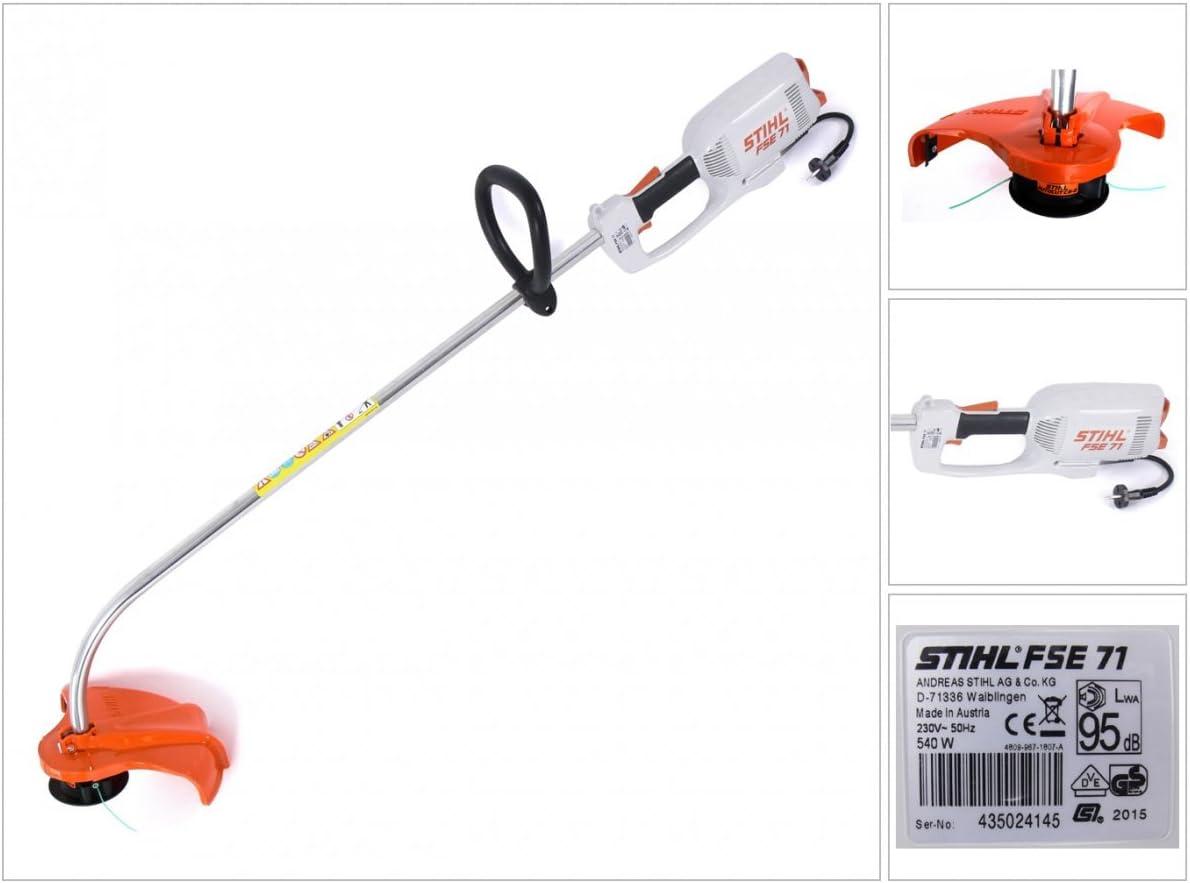 Stihl - Fse 71 desbrozadoras 540 w potente del condensador de ...
