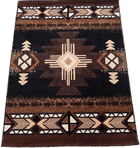 Amazon Com Apache Southwestern Arizona Woven 8x11 Area