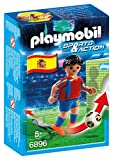 Playmobil - 6896 - Joueur de foot Espagnol