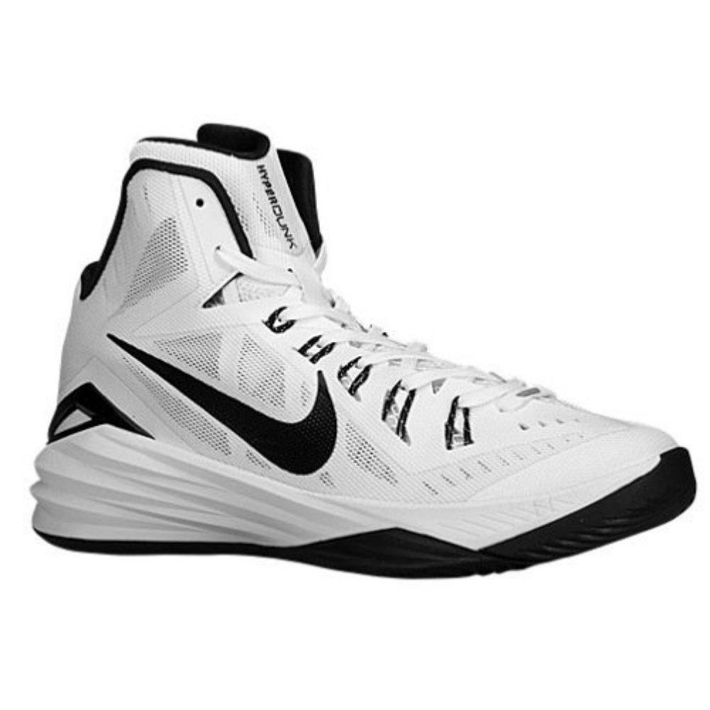 newest 78403 18be3 Amazon.com   NIKE Hyperdunk 2014 (6, White Black)   Basketball