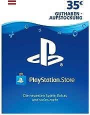 PSN Card-Aufstockung | 35 EUR | österreichisches Konto | PSN Download Code