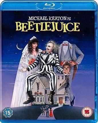 Beetlejuice [Blu-ray] [1988] [Region Free]: Amazon co uk