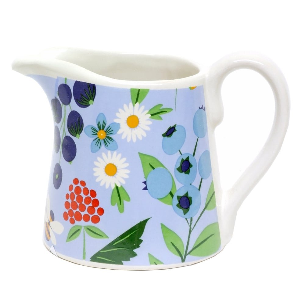 Gisela Graham Kitchen Garden Small Ceramic Jug