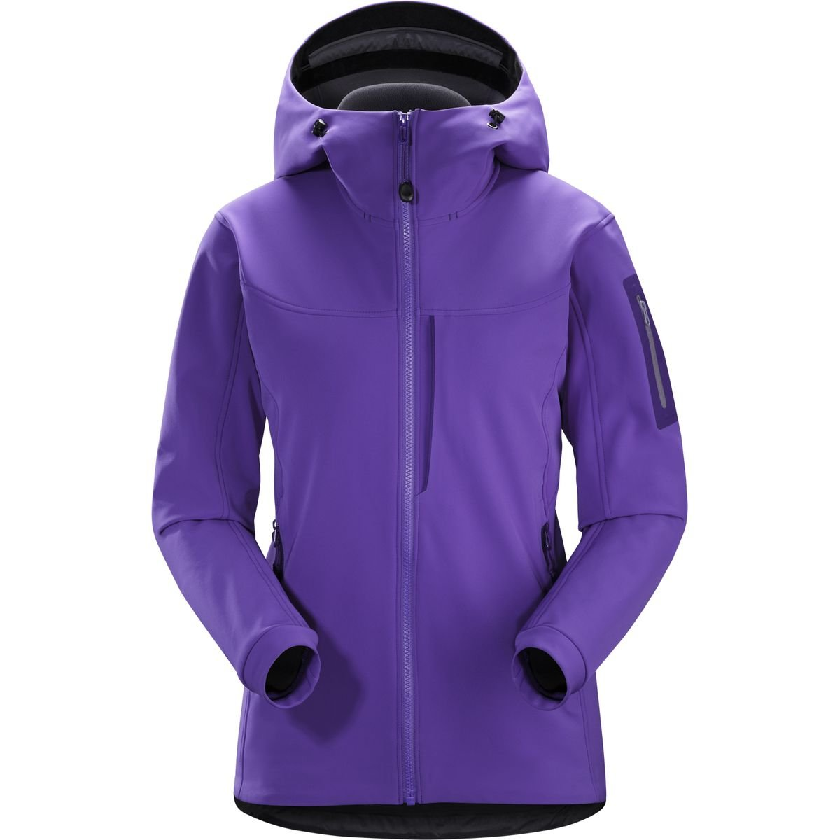 (アークテリクス) Arc'teryx Gamma MX Hooded Softshell Jacket Women's メンズ ジャケットDahlia [並行輸入品] B078RJDSWB XL|Dahlia Dahlia XL