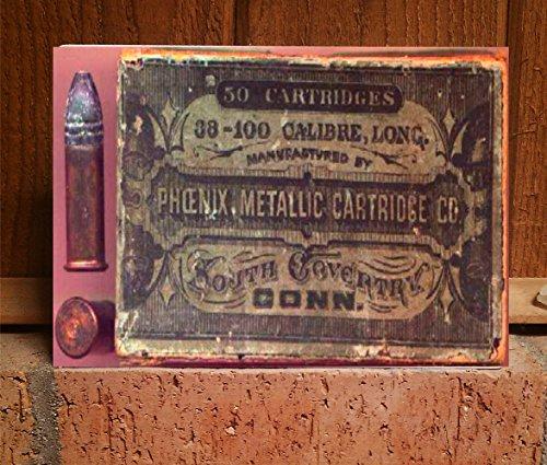 vintage ammo box - 7