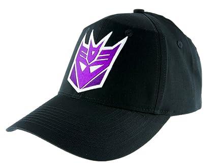 fd8a5d4ea8e5d Amazon.com  Decepticons Transformers Hat Baseball Cap Alternative Clothing  Megatron  Clothing