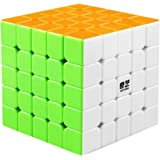 FAVNIC Speed Cube 5x5x5 Stickerless Smooth Magic Cube Puzzle (5)