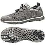 ALEADER Women's Adventure Aquatic Water Shoes Overcast Gray 7.5 D(M) US