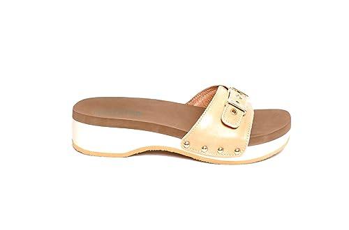 Pantofola Pelleamazon Donna Plantas Borse 7byf6g E Itscarpe nPkwO80