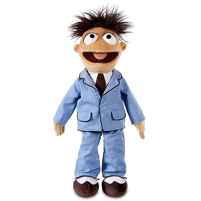 The Muppets Film Walter peluche 45,7 cm M Disney Store: Amazon.es: Juguetes y juegos