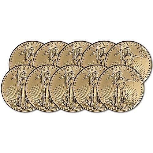 0.5 Ounce Gold Coin - 1
