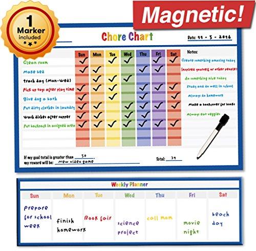 Magnetic Reward Chart Children Incentive product image