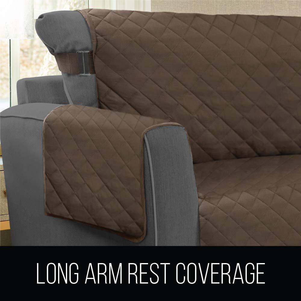 Sofa Shield Original Reversible Couch Slipcover Furniture Protector