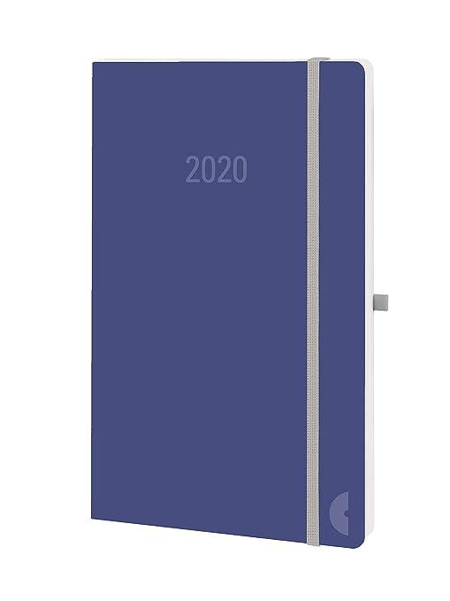 Chronoplan 50760 - Agenda 2020, A5, tapa blanda, 1 semana en ...