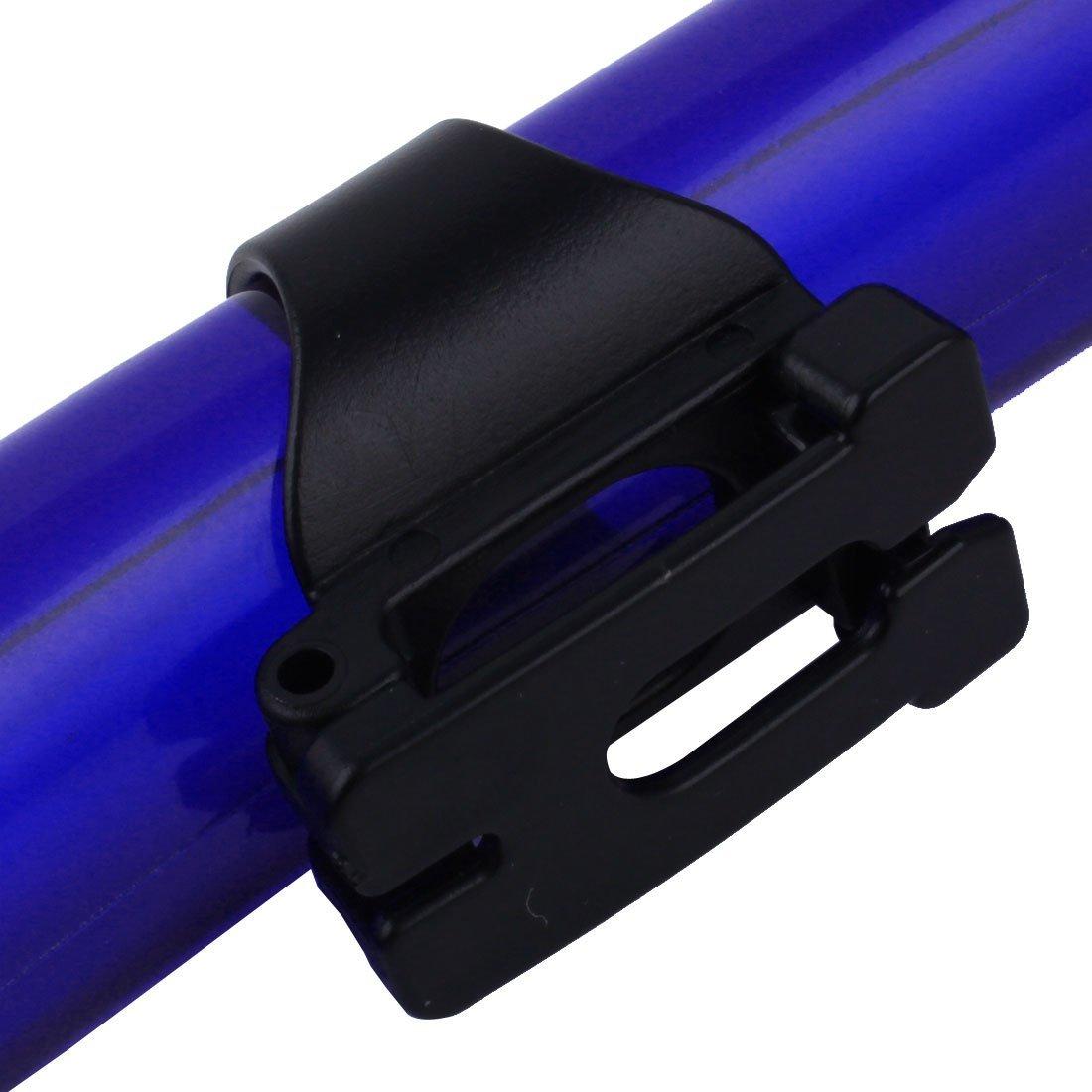 Amazon.com : eDealMax plástico Submarino Equipo de Natación de apnea Snorkel tubo de respiración de aire de buceo Snorkel Azul : Sports & Outdoors