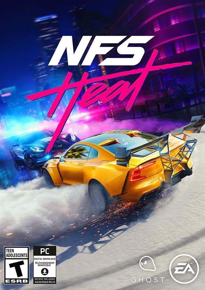 Amazon Com Need For Speed Heat Online Game Code Video Games