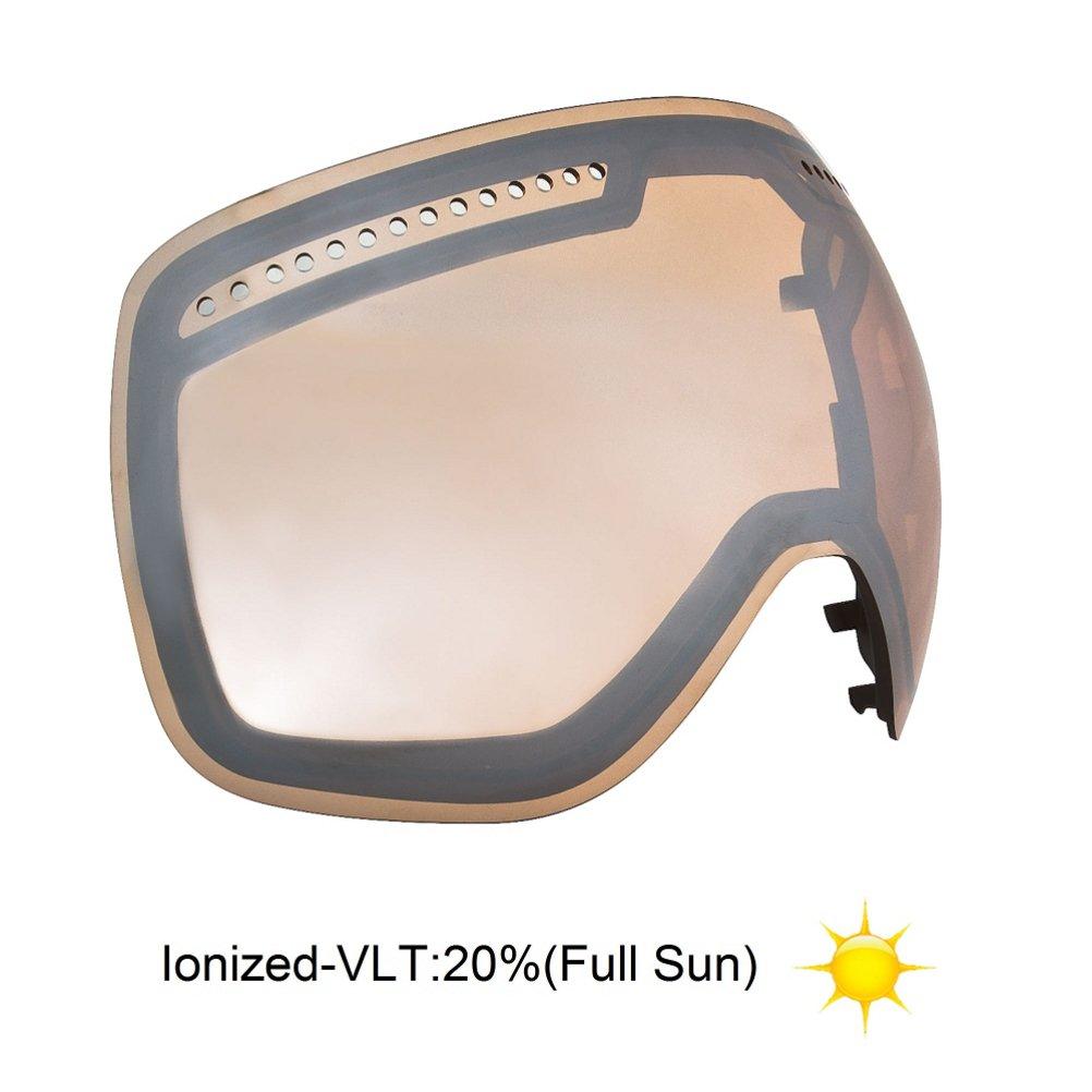 Dragon 124 APX RPL Lens Skibrille Ionized