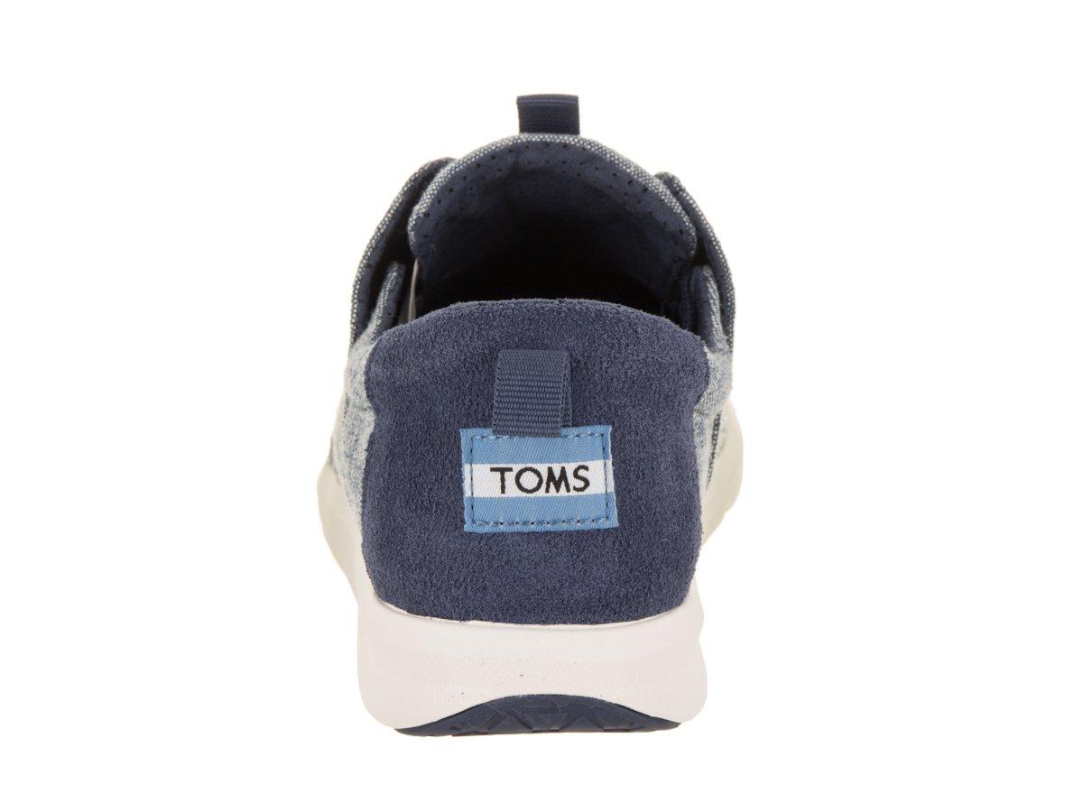 Zapatillas para mujer B01MYR3NG0 Del Rey Del TOMS Blue Slub Rey ...