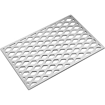 Amazon.com : Stanbroil Cast Stainless Steel Diamond
