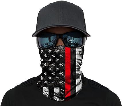 Face Mask Sun Shield Neck Gaiter Balaclava Neckerchief Bandana Outdoor Headband