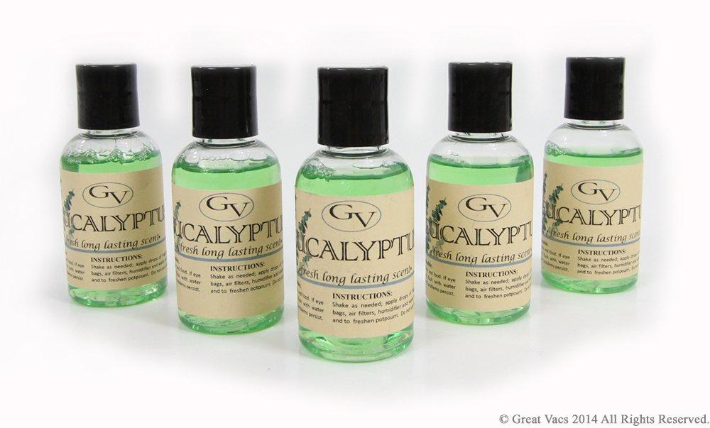 Amazon 5 Pack Eucalyptus Vacuum Fragrance Scents For Rainbow