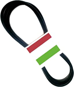 2 Replacement Belts For Worldlawn Mower OEM Part #5201008