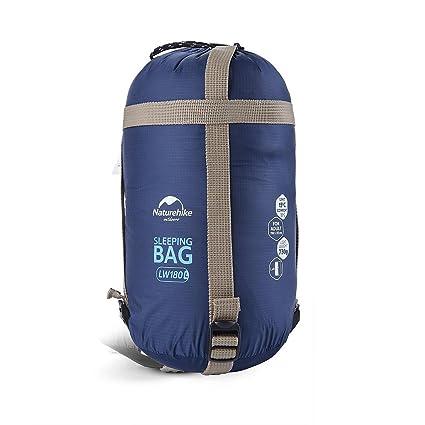 Amazon.com: Naturehike Camping Bolsa de dormir Envelope saco ...