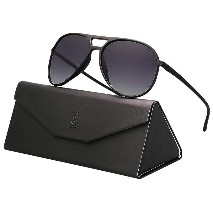 Amazon.com: SOJOS - Gafas de sol polarizadas clásicas, ultra ...