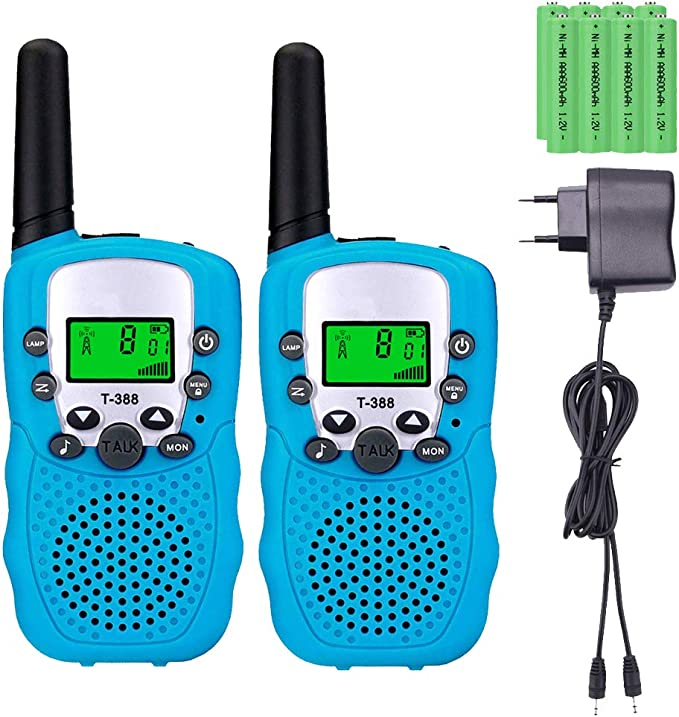 Sigdio Walkie Talkies Niños
