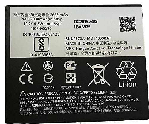OEM Motorola GK40 Battery for Moto G4 Play XT1607 GK40 3.8V 4334960579