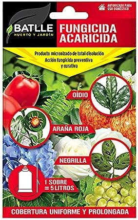 Fitosanitarios - Fungicida-Acaricida Sobre para 5L - Batlle ...