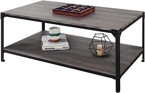 Zenvida 48″ Coffee Table