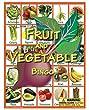 Fruit and Vegetable Bingo Game