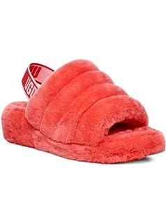 732a2ec0ccd Amazon.com | UGG Women's Fluff Yeah Slide Sandal | Slides