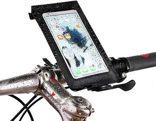 SailorMJY Bolsa de Bicicleta,Soporte para teléfono para Bicicleta ...