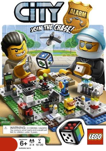 LEGO Games City Alarm 3865 ()
