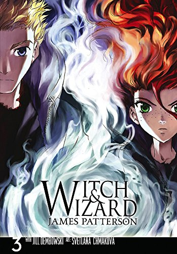 - Witch & Wizard: The Manga, Vol. 3