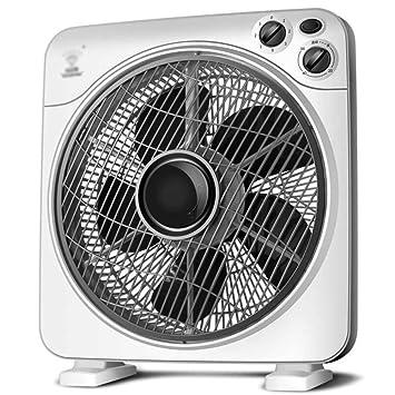 YYL@TS Ventilador de Mesa Pequeño Ventilador Abanico de Hojas ...
