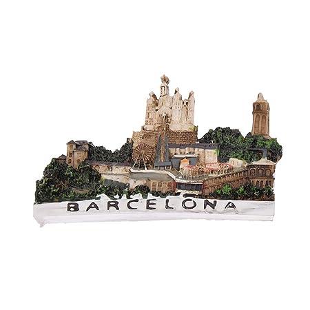 Hongma Imán de Nevera Imán de Nevera imanes para Nevera Barcelona ...