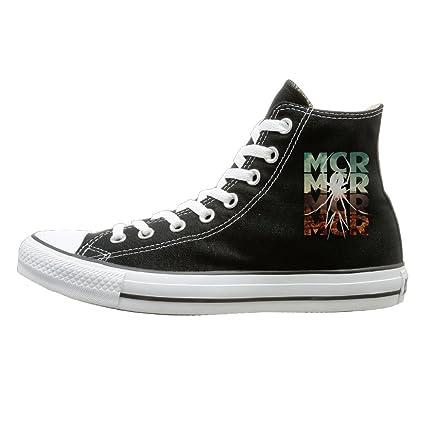 b8a334c7152 Suancai Men   Women My Chemical Romance Danger Days High Top Sneakers  Canvas Shoes Cool Sport