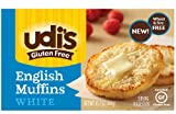 Udi's Gluten Free Soft & Delicious English Muffins, 15.7 Ounce
