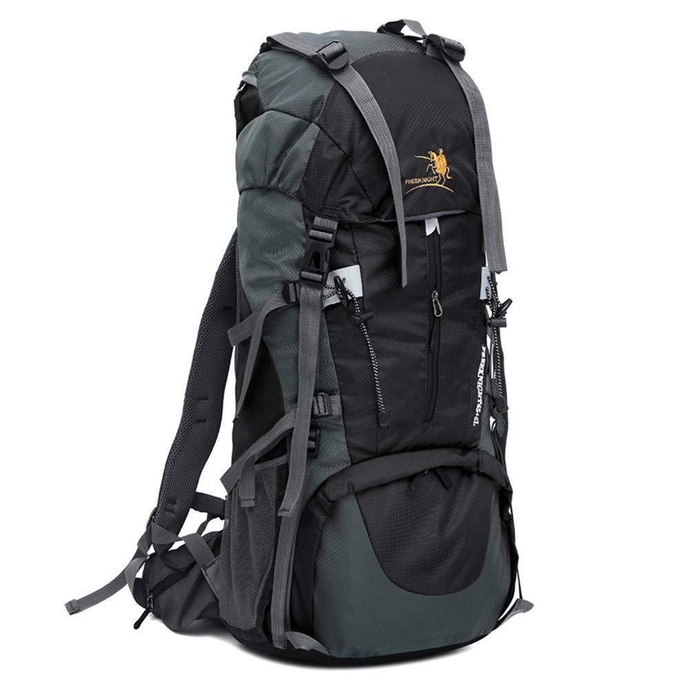 Shocly Outdoor Rucksack Wanderrucksack Trekkingrucksack Camping Reise Zu Fuß Draussen Hohe KapazitäT Freizeit
