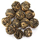 Adagio Teas Black Dragon Pearls Loose Black Tea, 16 oz.